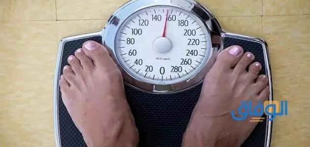 كيف احسب الوزن المثالي