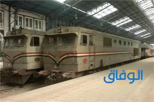 مواعيد قطارات ههيا القاهرة