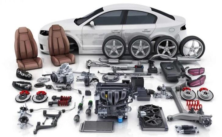 مواقع بيع قطع غيار السيارات المستعملة