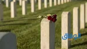المقبرة في المنام