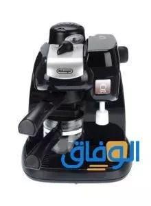 طريقة استخدام ماكينة القهوة ديلونجي ec9