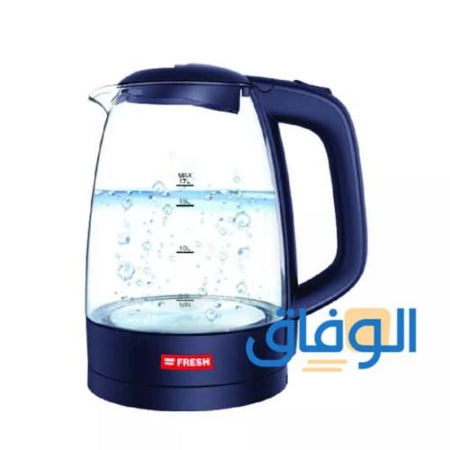 غلاية المياه فريش زجاجي EGK17000
