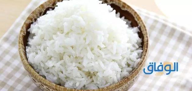 كيفية سلق الرز