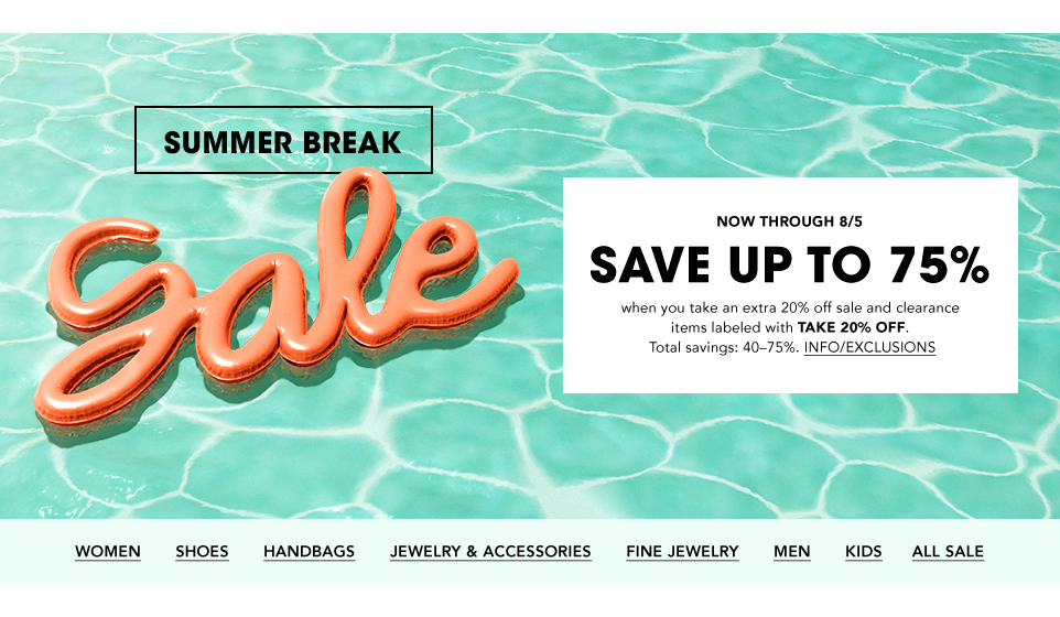2ce3c4322278 Bloomingdales  Up to 75% Off Sale + Extra 20% Off (Michael Kors ...