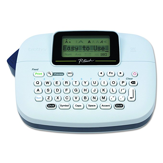 Amazon: Brother P-touch, PTM95, Handy Label Maker $10 (Was $50) + ...