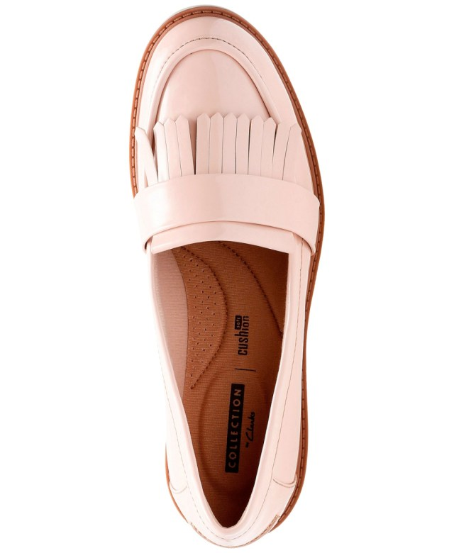 1727d3d083f5 Macy s  Clarks Collection Women s Raisie Theresa Loafers for  42.93 + Free  Shipping w  49+ Order – Dealing in Deals!