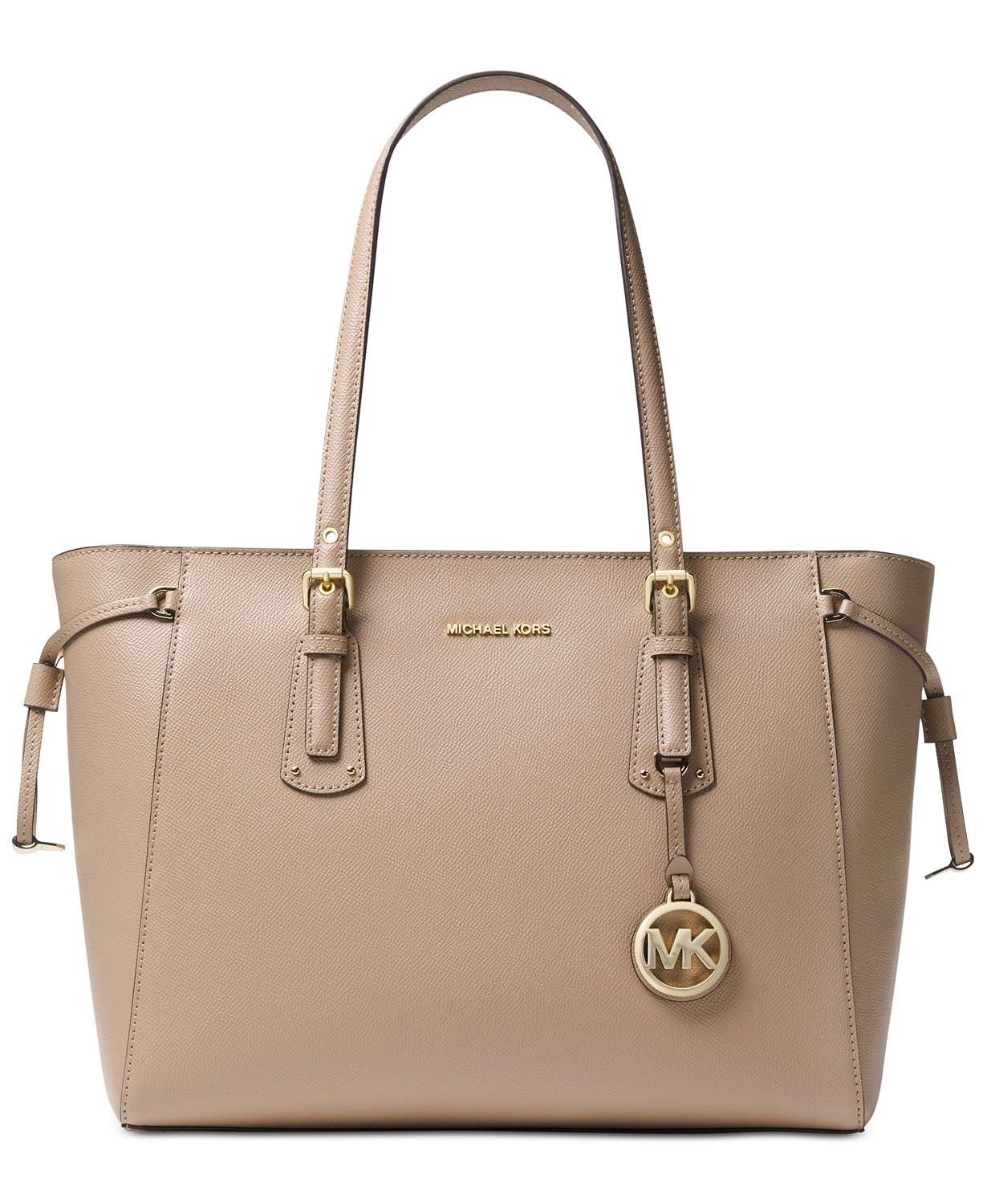 50b196b022d4 Michael Kors Voyager Medium Multifunction Top Zip Tote for $108 (Was $278)  + free shipping.