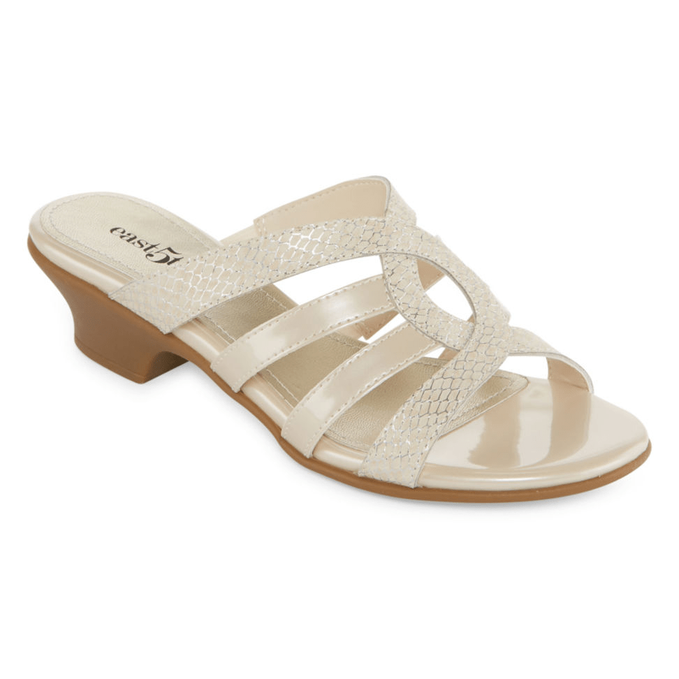 657f5e5d9 JCPENNEY  Arizona Giaa Womens Flat Sandals  12.74 (Reg.  37) + Free Store  Pickup.