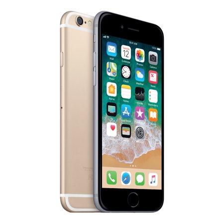 Straight Talk Apple iPhone 6 32GB 4G LTE Prepaid Smartphone