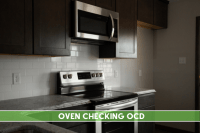 Oven checking OCD