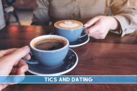 Tics on a first date