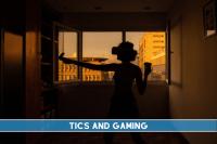 Having tics when gaming