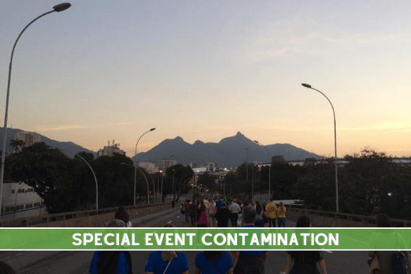 Special event OCD