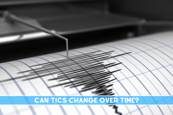 Can tics change over time