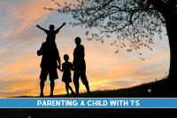 Parenting a child with Tourette Syndrome