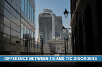 What makes my tics Tourette's and not another tic disorder