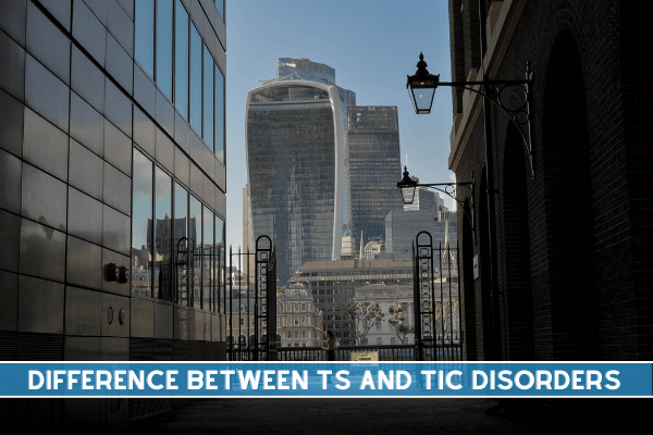 Difference between TS and Tic Disorders