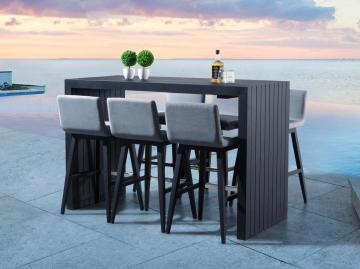 outdoor bar settings for sale in