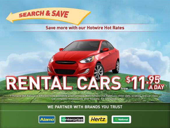 Best Car Rental Deals