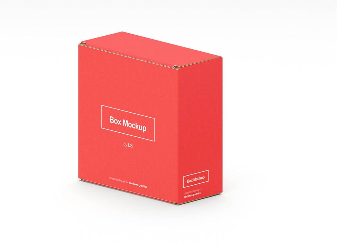 Download 7 Free Paper Box Mockups - Dealjumbo.com — Discounted ...