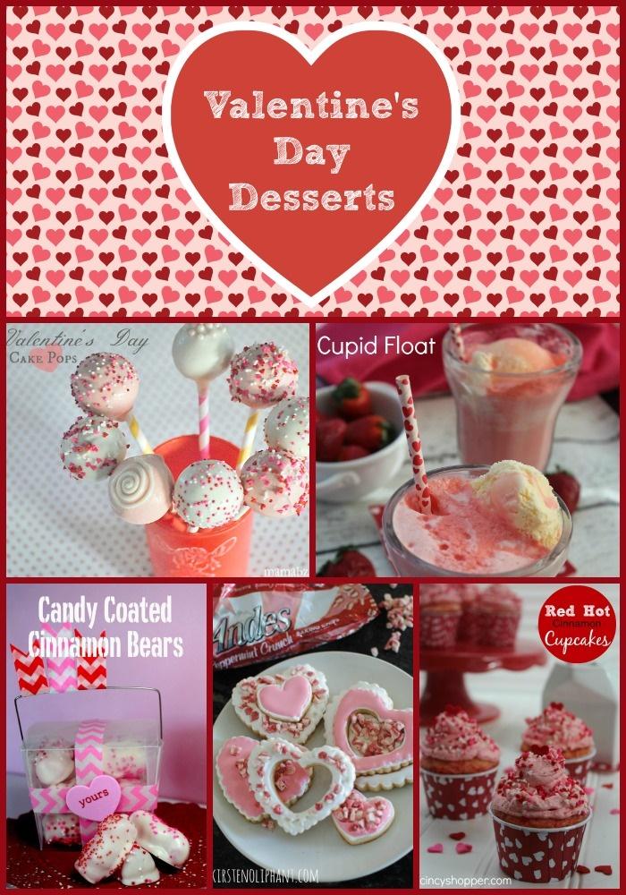 Valentines Day Dessert Recipes Round Up DEAL MAMA
