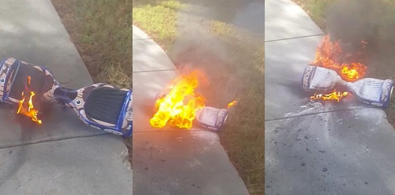 Did You Buy A Hoverboard From Amazon Get A Refund