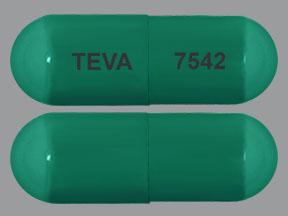 DULOXETINE HCL DR 20 MG CAP