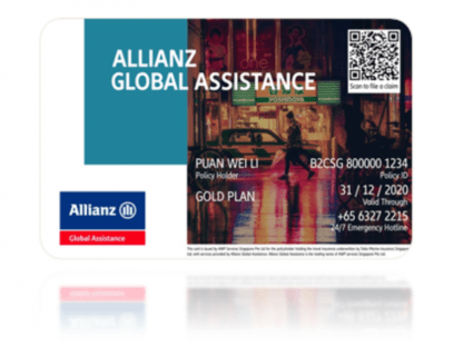 Allianz Assist Card For Annual Plan Holders JebProtect Jebhealth Deals