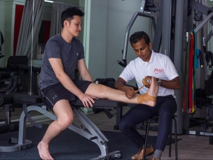 Physiotherapy Sports Massage Taping HelpHeal Jebhealth