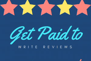Get Paid To Write Reviews For Shopping Sites, Like Amazon & Many more
