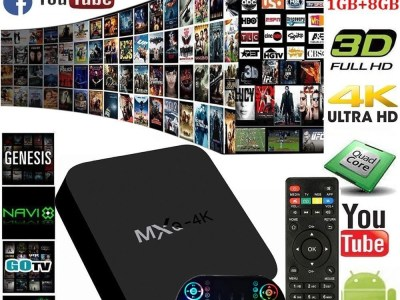Smart TV Box MXQ 4K Android 7.1 1G+8G Amlogic rk3229 Quad Core Wifi 3D with free backlight keyboard