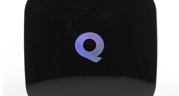 Q BOX 2GB/16GB Android7.1 Amlogic S905X Smart TV BOX WIFI+Backlit keyboard