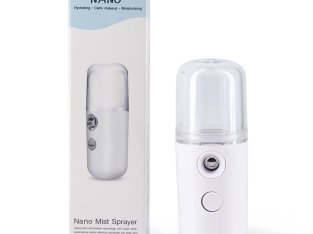 Nano Mist Alcohol Sprayer Mini USB Rechargeable