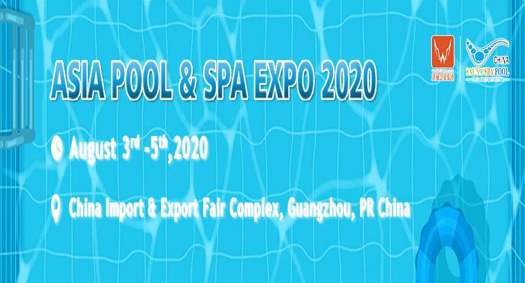 Asia Pool & Spa Expo2020