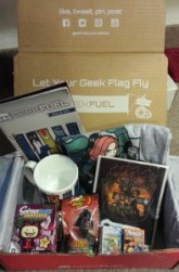 Geek Fuel April Box