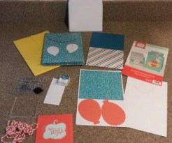 My Paper Pumpkin May Kit