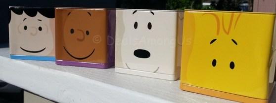 Hallmark Cubeez - Peanuts