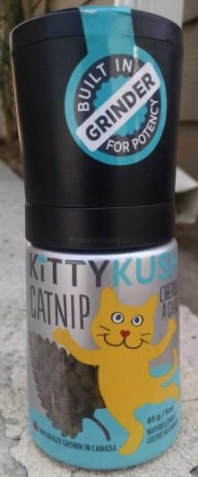 KittyKush Catnip Grinder