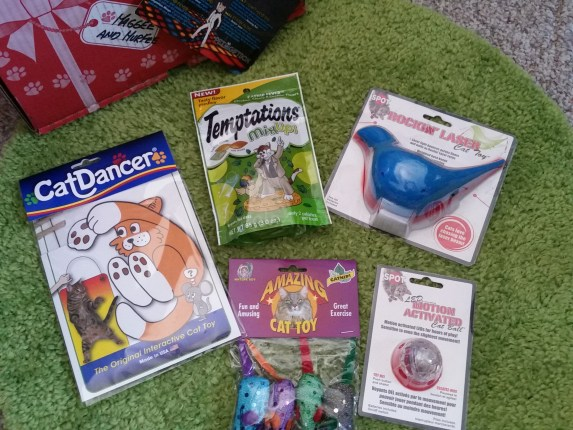 Pet Gift Box August 2015