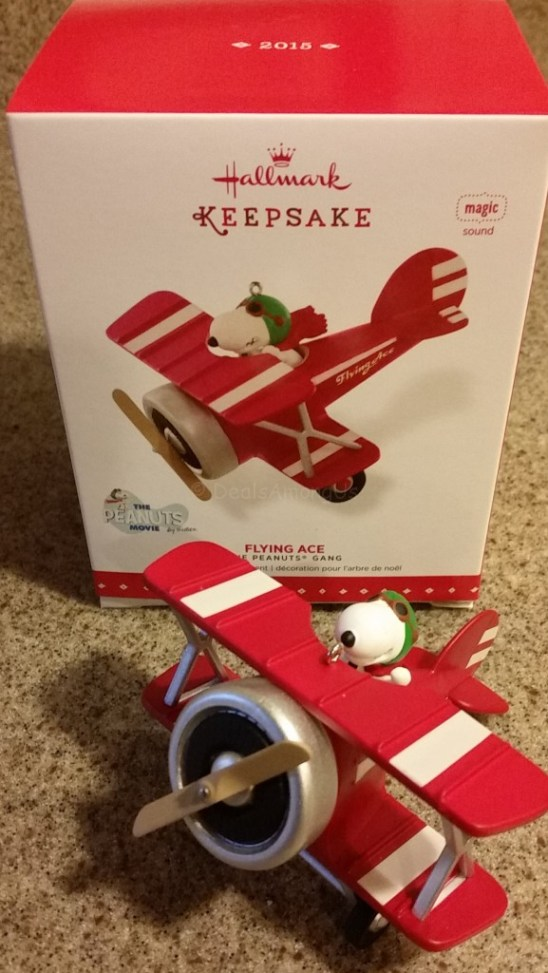 Diagonal Flying Ace by Hallmark