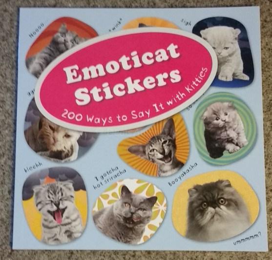 Emoticat Stickers