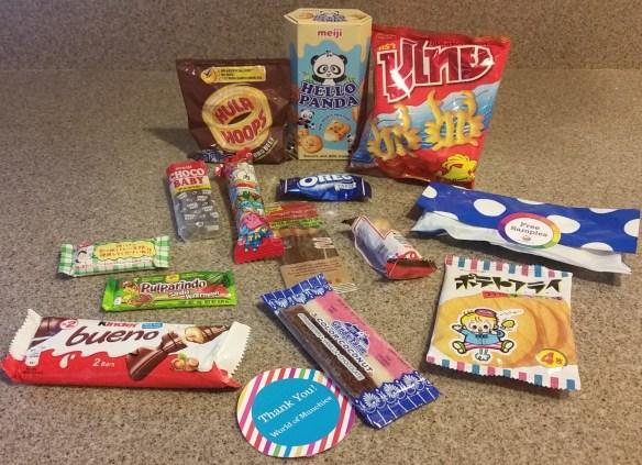 World of Munchies Serious Snacker Box