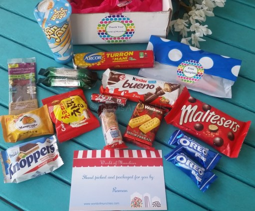 International Sweet Tooth Box