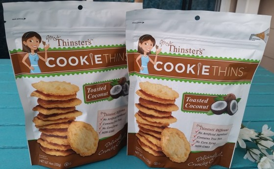 Coconut Crisps - Mrs Thinsters