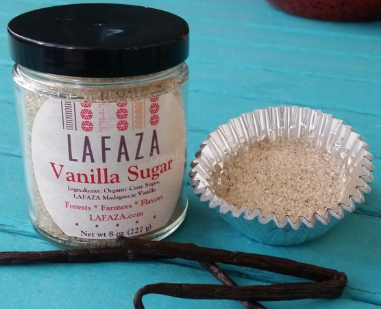 La Faza Vanilla with Vanilla Bean