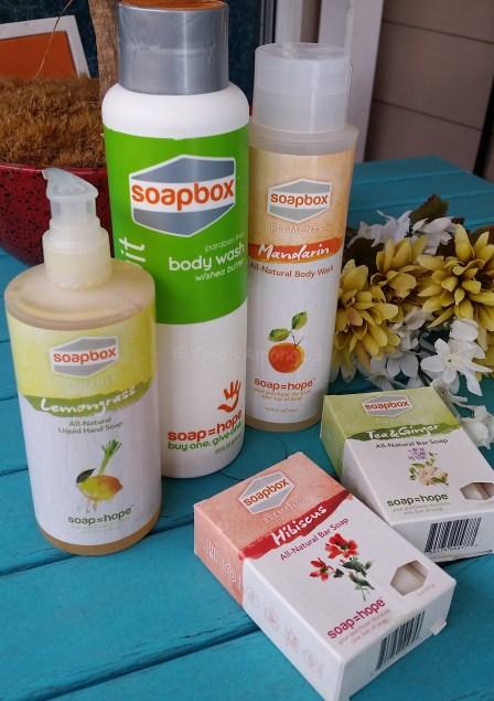 SoapBox Variety