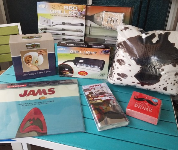 Box of Awesome May 2016
