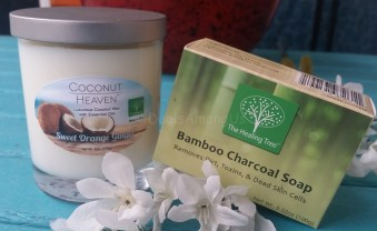 The Healing Tree Soap and Candle
