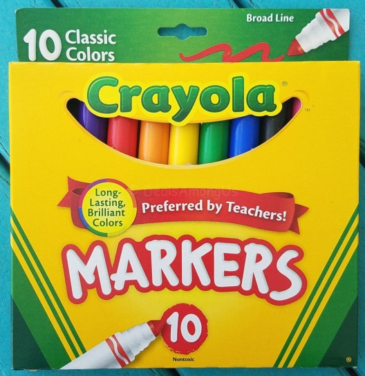 Markers 10 set