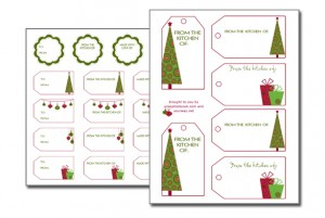 Free Samples Roundup Christmas Gift Tags More Still